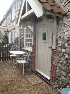 Photo for Sleeps 2 - Cosy Traditional Norfolk Cottage in Burnham Market