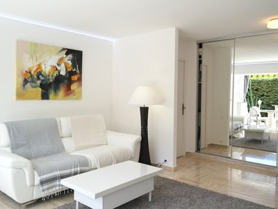 Photo for One-bedroom on the ground floor - CONGRESS