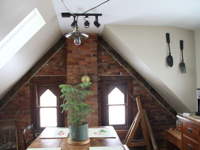 Photo for Industrial Inspired Attic Loft