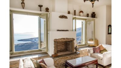 Photo for House great view in Tinos