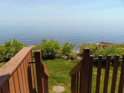 Photo for Two Story Sea Villa on Lake Superior - C4