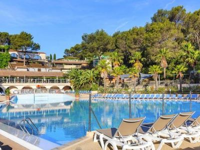Photo for Mobile Homes Holiday Green Resort, Fréjus  in Var - 6 persons, 2 bedrooms