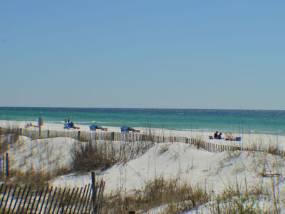 Photo for Beautiful Beach Front Condo with 2 Private Balconies! Wireless Internet!