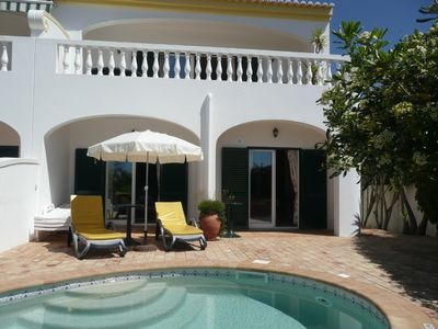Photo for 3 bed Villa with private pool & gardens fully licenced
