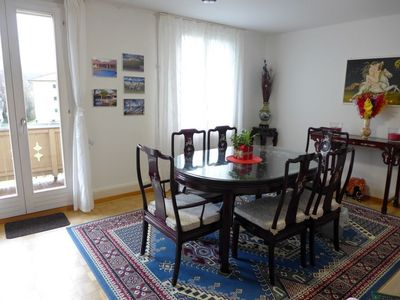 Photo for Apartment in the center of Unterseen with Internet, Parking, Balcony (770836)