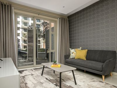 Photo for Luxury Apartment in Heart of Rosebank