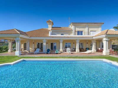Photo for Villa La Rosa - Five Bedroom Villa, Sleeps 11