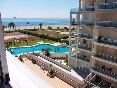 Photo for 2 bedroom Apartment, sleeps 4 in Algaida with Pool, Air Con and WiFi
