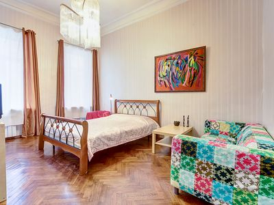 Photo for 2BR Apartment Vacation Rental in СПБ