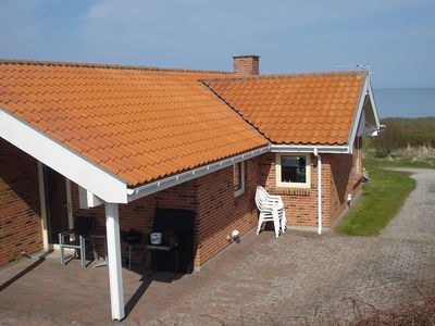 Photo for Holiday home directly to the beach located in beautiful countryside