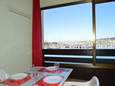 Photo for Apartment Cap d'Agde, studio flat, 4 persons