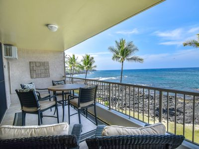 Photo for New Bathrooms!  Super Clean 2/2 Immaculate Direct Oceanfront Condo