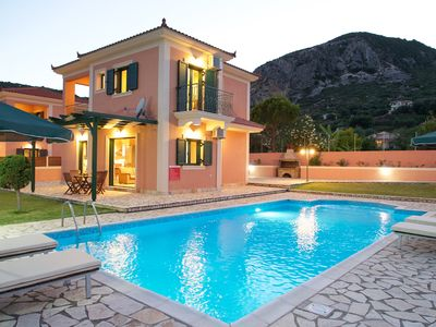 Photo for Villa Hemera - Outstanding Villa,Private Pool,Free WiFi,A/C,close to facilities