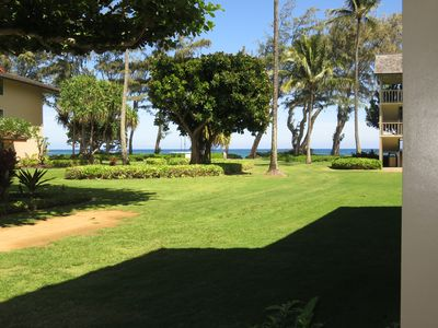 Photo for #115 - Kauai Ocean View Condo Rental By Owner - FREE Parking WiFi Steps to Ocean