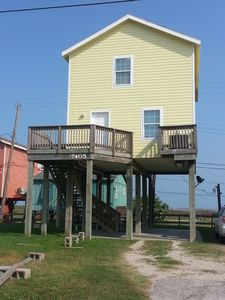 Photo for 2BR House Vacation Rental in Jamaica Beach, Texas