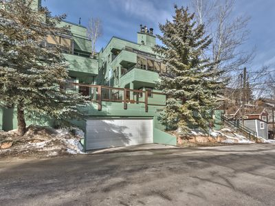 Photo for Just Remodeled 3 Bedroom with Hot Tub In Historic Park City!