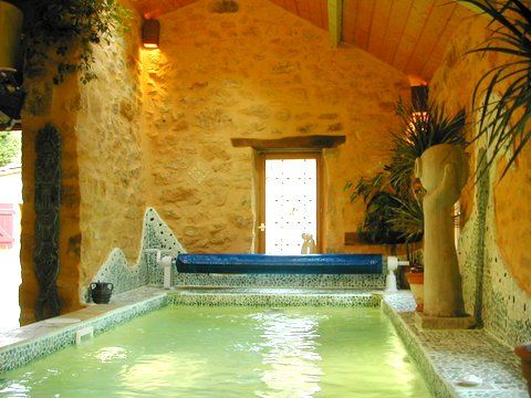 Maison de charme campagne 6pers wifi piscine privative for Location dordogne avec piscine