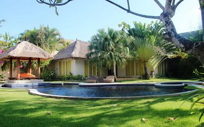 Photo for Casa Luca, Luxury 5 Bed villa,Central Seminyak