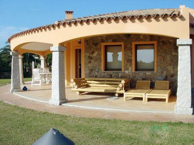 Photo for Vacation home Residence Rei Sole (REI305) in Costa Rei - 9 persons, 4 bedrooms