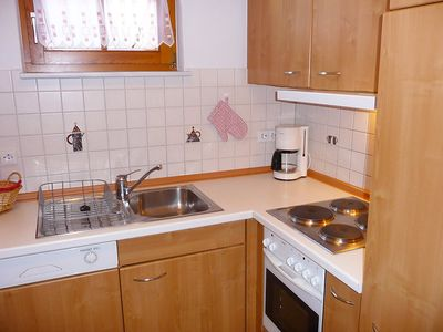 Photo for Apartment in Baiersbronn with Parking, Internet, Washing machine, Balcony (85917)