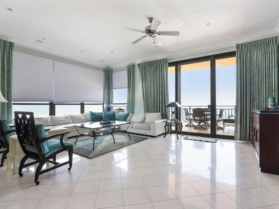 Photo for 1101E - 3Br/3Ba Penthouse with a magnificent view of the sunrise!