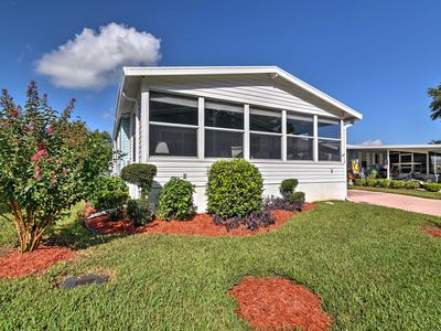 Photo for NEW! Lakeland Home - Golf Cart, Pool, & Clubhouse!