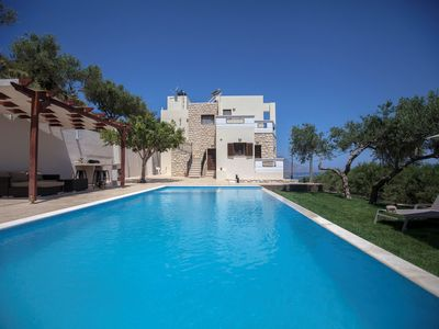 Photo for Villa Veghera - Holiday Villa with Pool just 2km from sandy beach!