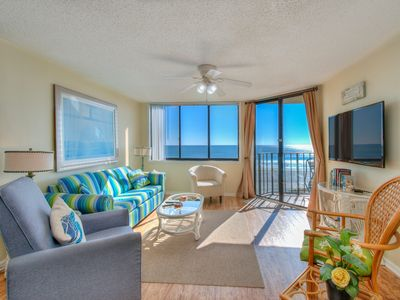 Photo for Direct Ocean Front Condo - Booking 2019!