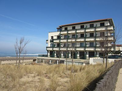 """Photo for Flat """"residence des dunes""""  Central beach for 2 persons with ocean view"""