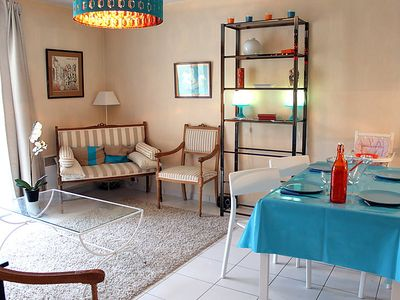 Photo for Apartment Vallon 2 in Deauville-Trouville - 4 persons, 1 bedrooms