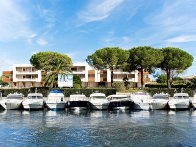 Photo for Apartment Carré Marine (MAD120) in Mandelieu - 4 persons, 1 bedrooms