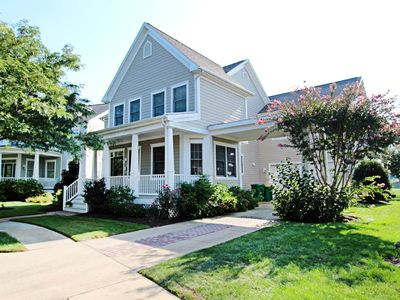 Photo for 70WIL: DOG FRIENDLY! BIG 7BR Home in Bear Trap on Golf Course W/2 Masters!