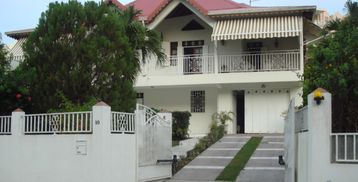 Apartment in Lotissement in Beach area Guadeloupe
