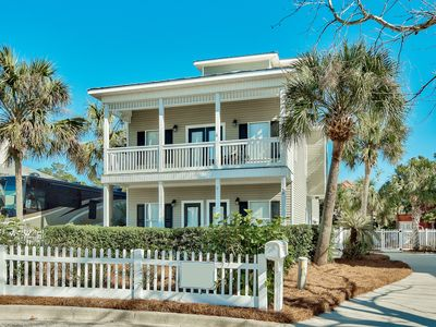 Photo for 15% off May 19-25, Luxury beach home in Blue Mountain, w/Pool & Gulf View