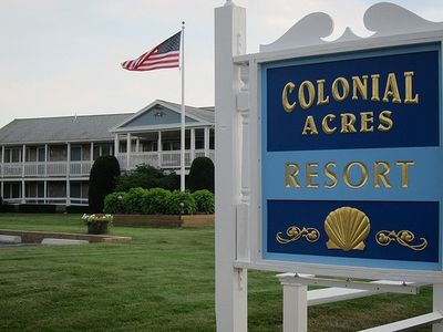 Photo for Cape Cod Summer Vacation Rental -Beach Front/Outdoor Pool (July Rental)