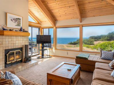 Photo for Stunning & Spacious Ocean View House w/ Private Hot Tub in Courtyard & Balcony S