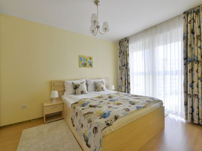 Photo for Kronstadt Bubbles Apartment is situated in Braşov, 3,2 km from Council Square.