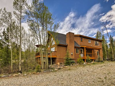 Photo for 'Among the Aspens' 3BR Fairplay Home w/Views!