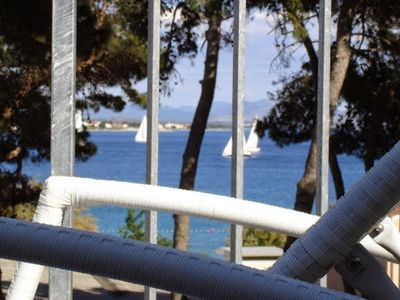 Photo for Boutique apartment,pool,gym,parking,garden,by the beach, top location in Vodice
