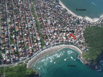 Photo for 50 meters from Prainha / 4 people- 1 car