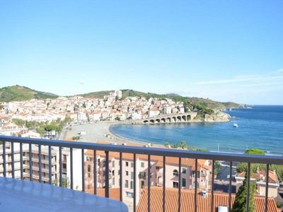 Photo for Apartment Banyuls-sur-Mer, 2 rooms, 6 persons