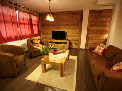 Photo for 3 rooms 6 people 3 clés west facing