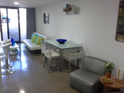 Photo for Charming studio with newly built terrace