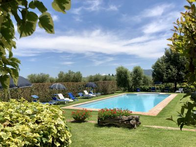 Photo for 1BR Apartment Vacation Rental in Sticciano Scalo