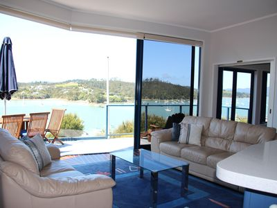 Photo for Crows Nest Villas has the best Ocean views in the Bay of Islands.