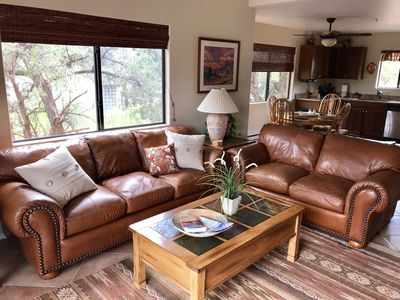 Stargazer's Oasis, near Oak Creek and Hiking Trails, with Beautiful Views