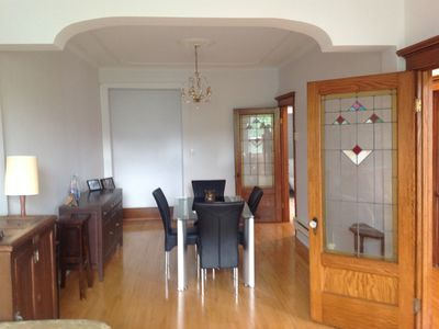Photo for Beautiful 900 sq feet apartment located on the Plateau Mont Royal