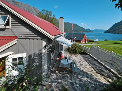 Photo for Vacation home Utsikten (FJS664) in Ã…lfoten - 5 persons, 3 bedrooms