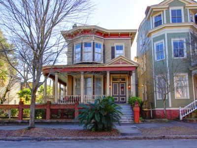 """Photo for Rest Well with Southern Belle Vacation Rentals at """"Parlor on Park"""""""