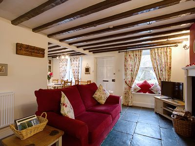 Photo for Riverside Cottage in the Duddon Valley - Beautifully Renovated,  Sleeping 5
